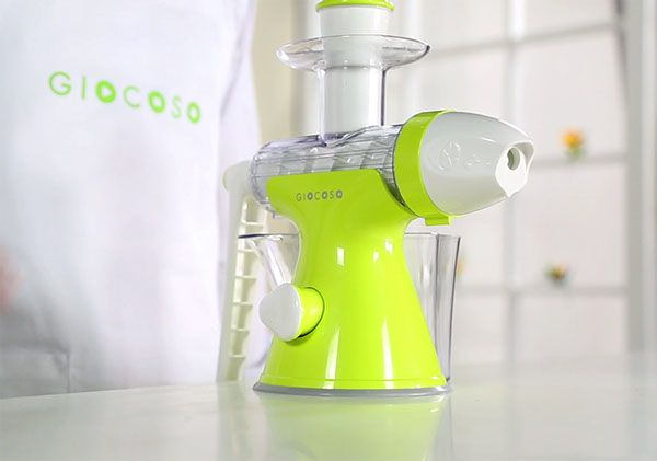 Giocoso Slow Juicer Review : giocoso slow juicer